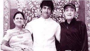 Aamir's parents