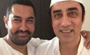 Aamir's younger brother