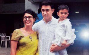 Aamir Khan Son Azad Rao Khan