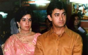 Aamir first wife