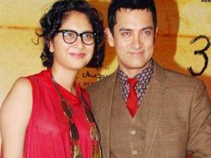 Aamir second wife