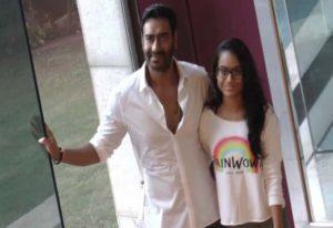Ajay Devgn Daughter
