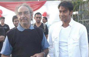 Ajay Devgn Father