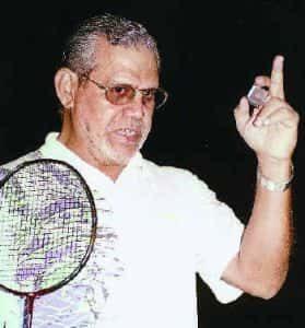 Coach of Saina Nehwal