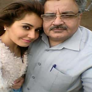 Father of Actress Rashi Khanna