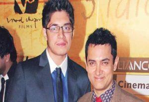Junaid Khan Aamir Khan