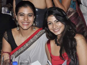 Kajol with her Sister
