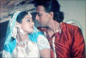 Sridevi Affair With Mithun Chakraborty