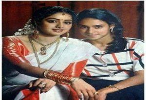 Sridevi's Sister Srilatha