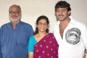 Tollywood Superstar Prabhas's Family