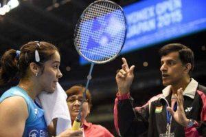 Vimal Kumar- Coach of Saina Nehwal