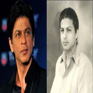 Bollywood Star Shahrukh Khan's Father