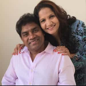 Johnny Lever Wife Sujatha Lever