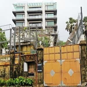 Shahrukh Khan Mannat House