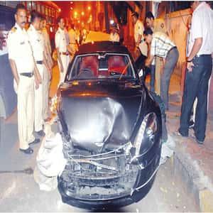 Akash Ambani Car Controversy