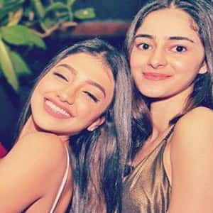Ananya Pandey with her Sister Alaana Pandey