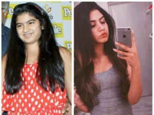 Khushi Kapoor Then and Now Pics