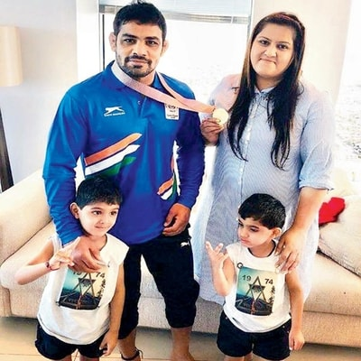 Sushil Kumar Records, Biography, Wife, Diet, Family, Age or More