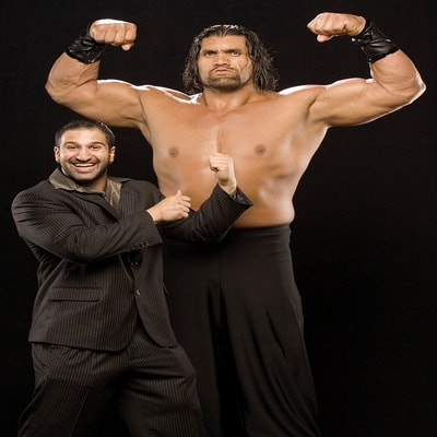 The Great Khali Height, Family, Biography, Diet, Wife, Career or More