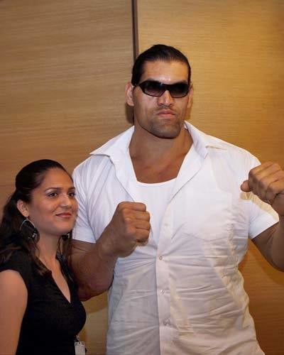 The Great Khali Wife, Family, Height, Diet, Biography, Career or More