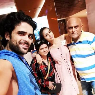 Madhurima Tuli Family, Biography, Husband, Tv Shows, Movies or More