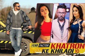 Khatron Ke Khiladi 10 Contestant, Starting Date, Winner, Host, Elimination