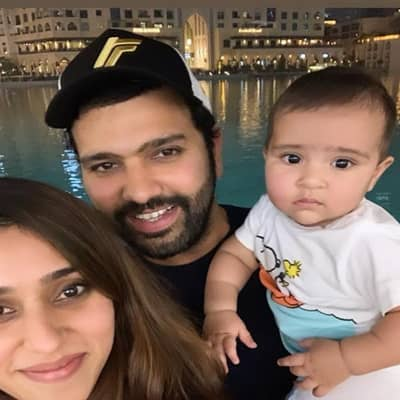 Rohit Sharma Career, Biography, Wife, Family, Records, Awards & More