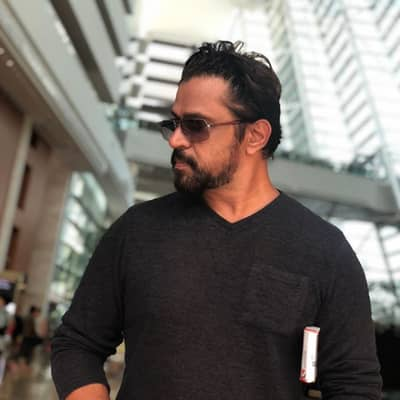 Arjun Sarja Movies, Biography, Wife, Family, Controversy, Wiki & More