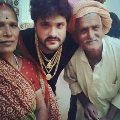 Khesari Lal Yadav Family, Biography, Wife, Movies, Age & More