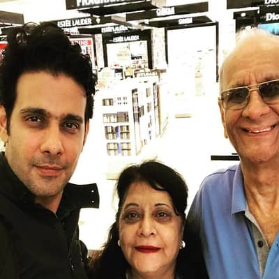 Viraf Patel Family, Biography, Wife, TV Shows, Wiki, Age & More