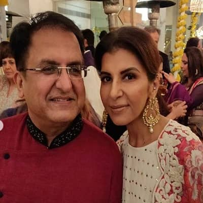 Anita Raj Husband, Biography, Family, Movies, TV Shows, Wiki & More