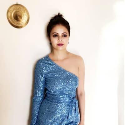 Devoleena Bhattacharjee Bigg Boss 13