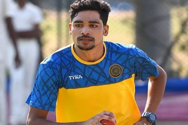 Mohammed Siraj Biography, Family, Girlfriend, Career, IPL, Debut & More
