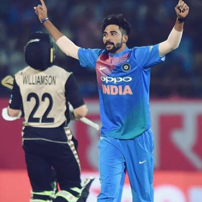 Mohammed Siraj Career, Biography, Girlfriend, Family, IPL, Debut & More