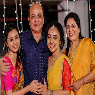 Pearle Maaney Family, Biography, Husband, Movies, TV Shows & More