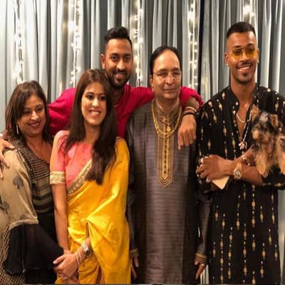 Krunal Pandya Family, Biography, Wife, Career, Debut, Reords, IPL & More