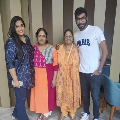 Jasprit Bumrah Family, Biography, Girlfriend, Career, Records, IPL & More