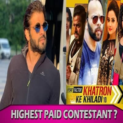 Khatron Ke Khiladi 10 Contestant Salary Per Episode - Savasher