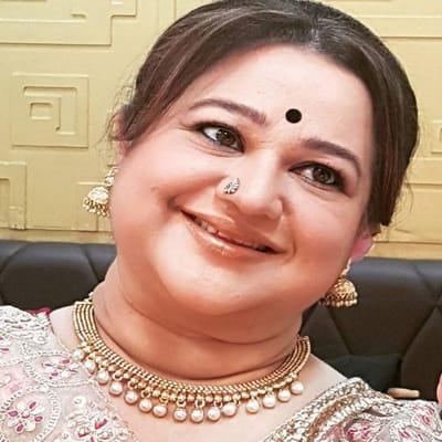 Supriya Shukla Kundali Bhagya