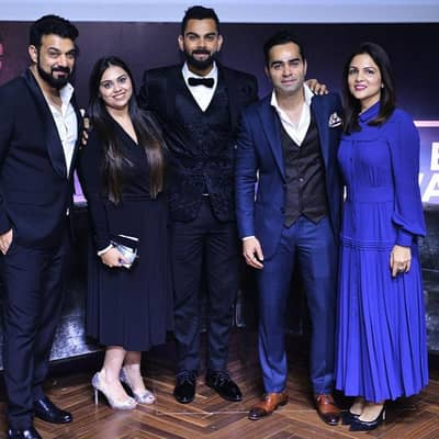 Virat Kohli Family, Biography, Wife, Career, Records, Awards, IPL & More