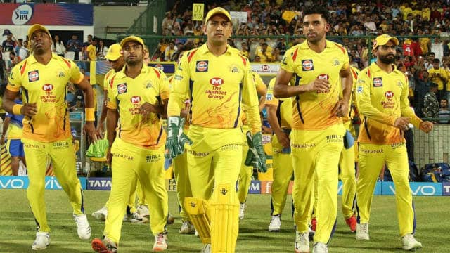 Indian Premier League 2020 Complete Squad of CSK