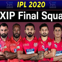 Indian Premier League 2020- Kings XI Punjab Players 2020 Complete List