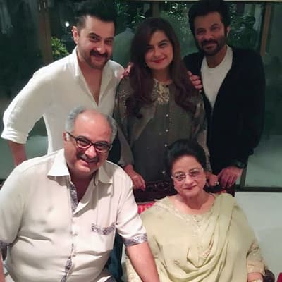 Anil Kapoor Awards, Biography, Wife, Movies, Children, Age & More