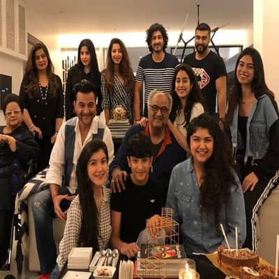 Anil Kapoor Family, Biography, Wife, Movies, Children, Awards & More